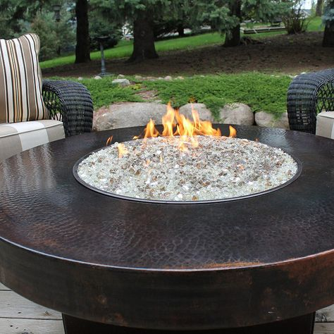 Fire Tables in San Diego and Carlsbad at Greathouse