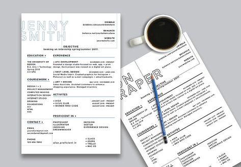 Urban Resume Template by Adaeze Tula on @Graphicsauthor Resume - creative director resume