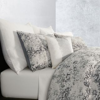 Simply Vera Vera Wang Midnight Chenille 3 Piece Comforter Set