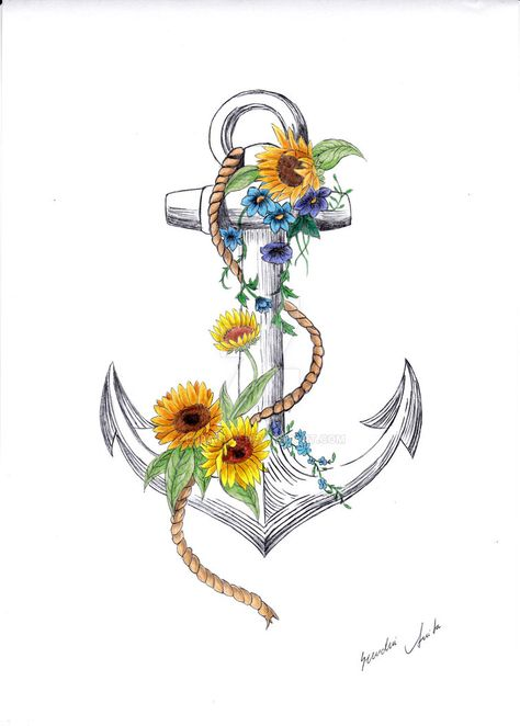 Wyuen New Design Flower Anchor Waterproof Temporary Tattoo Stickers for Adults Kids Body Art Fake Tatoo for Man Woman Price history. Body Art Tattoos, New Tattoos, Tatoos, Last Name Tattoos, Love Tattoos, Fake Tattoo, Tattoo Sticker, Sunflower Tattoos, Anchor Tattoos With Flowers