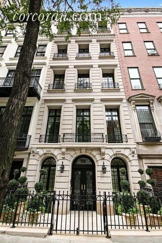 54 E 81st St New York City Ny 10028 Home For Sale And Real Estate Listing Realtor Com With Images New York Townhouse Townhouse Exterior New York Apartments