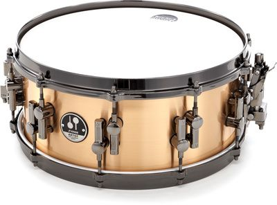 Gretsch Retro-Luxe 14x6,5 Snare Pewter//White