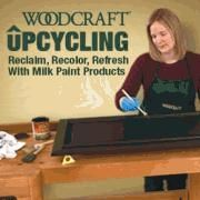 Upcycling with Woodcraft's Kent Harpool on Designing Spaces, creating a pallet shelf.
