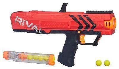Nerf Rival Apollo Xv 700 Blaster Red Products Nerf Apollo Guns