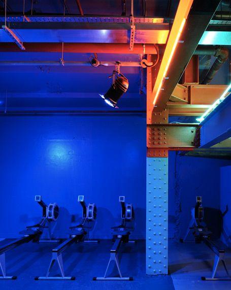 Gym Interior Design | Gymbox Bank | Lloyds Bank headquarters building | Ben  Kelly Design - Modern World Interior | Fit inspo | Pinterest | Gym  interior, ...