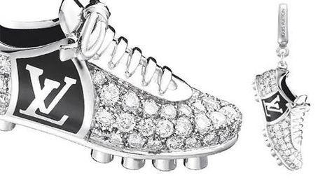 release info on cheap for sale outlet on sale Boot Charm by Louis Vuitton | SoccerBoot Louis Vuitton Football ...