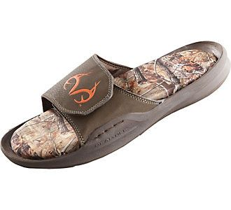 dfb5395a7ae Men s Realtree Zack Slide Sandals
