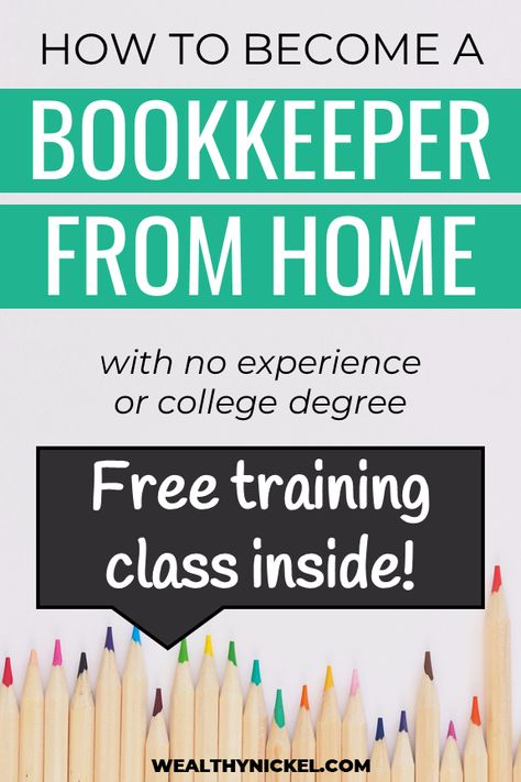 How to Start a Virtual Bookkeeping Business and Work From Home