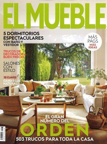 El Mueble Nº 688 Outubro 2019 Muebles Revistas De Decoracion Decoracion De Unas