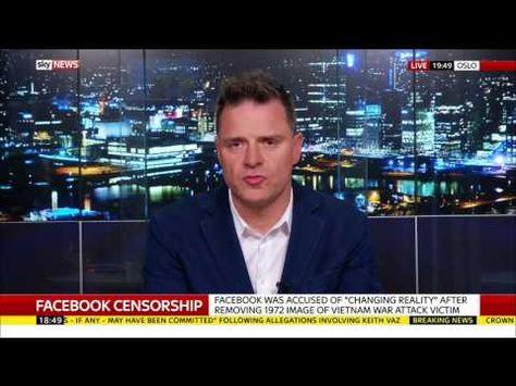 Facebook Vietnam War Photo Censorship - YouTube