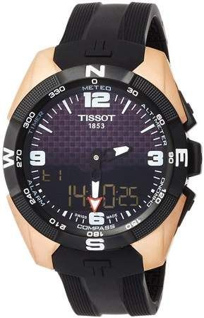 Tissot T Touch Expert Solar Nba Special Edition Mens Watch T0914204720700 Tissot T Touch Watches For Men Tissot