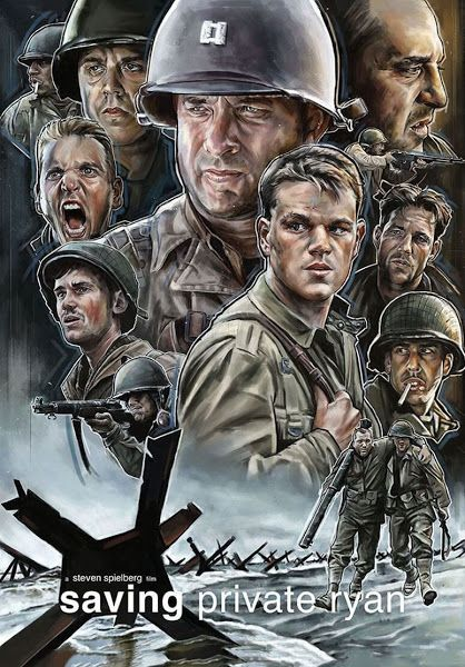 Download Saving Private Ryan Sub Indo : download, saving, private, Saving, Private, (1998), Audio, [Hindi-DD5.1], BluRay, ESubs, Download, Ryan,, Movie, Posters,, Movies