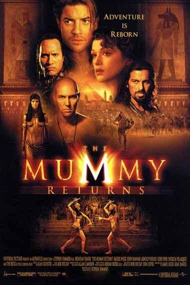 Titulo Original The Mummy Returns Año 2001 Audio Disponible Latino E Ingles Subtitulado Calidad 480p 72 Mummy Movie The Mummy Full Movie Full Movies