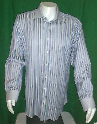 NWT Men/'s Etro Milano 100/% Cotton Button Down Long Sleeve Shirt Sizes S-XL