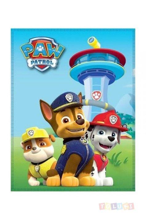 Nickelodeon Paw Patrol We are A Team Ensemble de Pyjama Fille