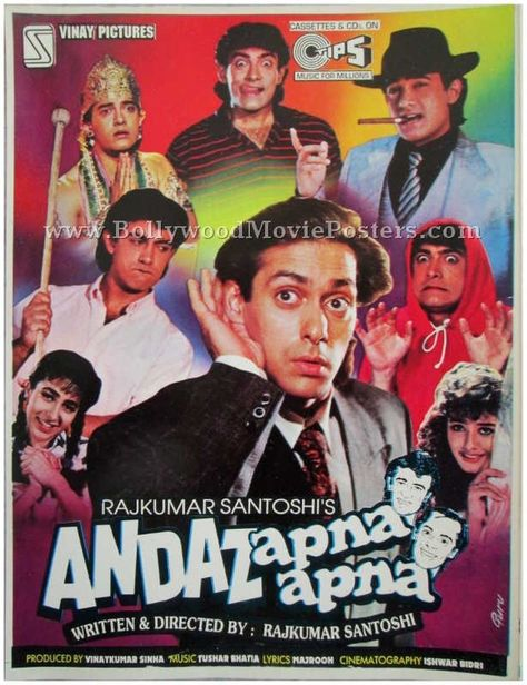 What are some Bollywood comedy films which can be watched