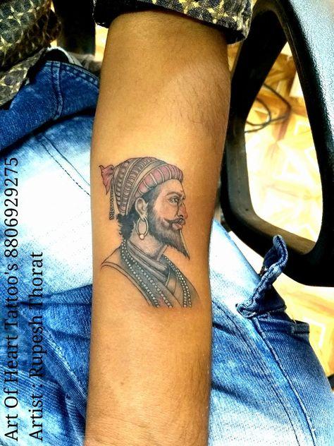 30c7202ed5b0c List of Pinterest maharaj tattoo shivaji pictures & Pinterest ...