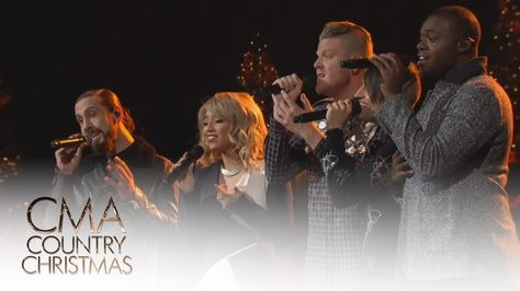 Pentatonix ~ That's Christmas To Me • CMA Country Christmas ...