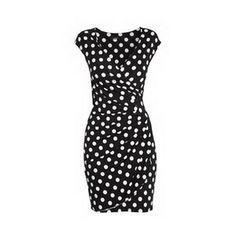 Look femme   noir et blanc, robe bicolore, manteau d été   Toutes en ... f4c50e2f5c4d