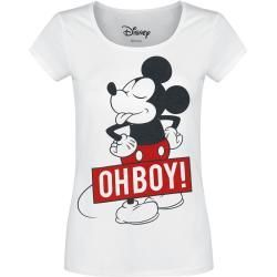 T Shirts For Women Mickey Mouse Oh Boy T Shirtemp De Beautifulwomen Shirts Tshirts Women Womenbedroom Wome In 2020 T Shirts For Women T Shirt Boys T Shirts