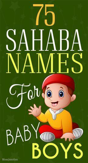 Sahabi Names: 75 Best Male Sahaba Names For Baby Boys | name