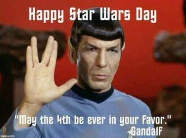 The 19 Best May The 4th Memes To Share On Facebook If You Love Star Wars Day Happy Star Wars Day Star Wars Quotes Star Wars Facts