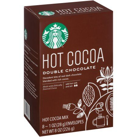 Looking For A Delicious Vegan Hot Cocoa Mix Try These Peta Cocoa Mix Hot Cocoa Starbucks Hot Chocolate