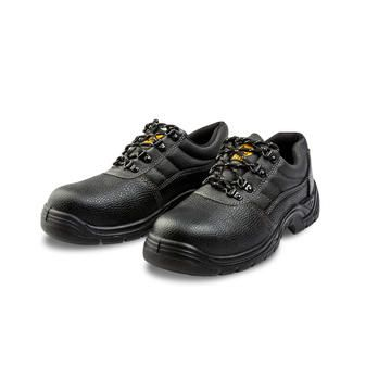 Dromex Boxer Black Safety Shoe Size 10 Safety Shoes All Black Sneakers Black