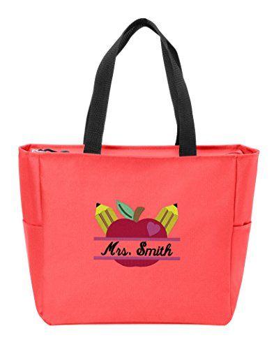 Personalized Crossbody Bag Personalized Work Bag Monogrammed Tote Bag Travel Bag Teachers Bag Womans Bag