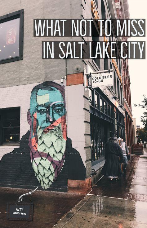Salt Lake City Layover — WTF Wanderers