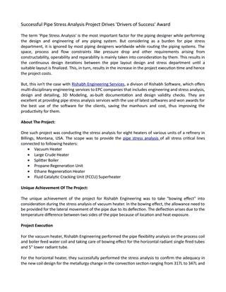 Piping Stress Engineer Sample Resume jkhednet