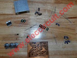 Tda2004 Tda2005 Subwoofer Bridge Amplifier Circuit Diagram With Pcb In 2020 Amplifier Circuit Diagram Mini Amplifier