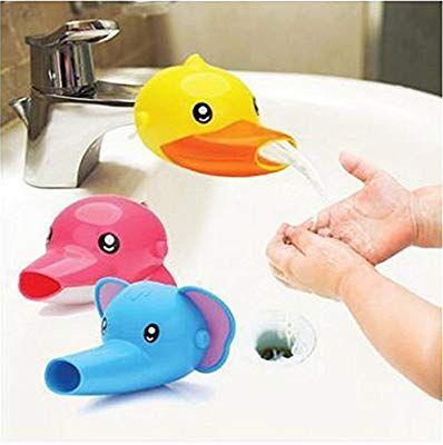 Gono Kinder Waschbecken Wasserhahnverlangerung