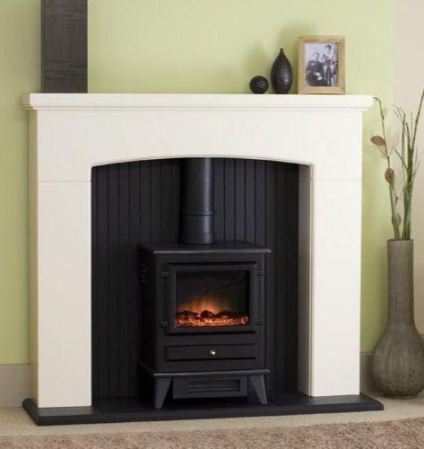 Fireplace Stove White Google Search Fireplace Freestandingfireplacewoodburningfireplace Freestanding Fireplace Electric Stove Fire Black Fireplace