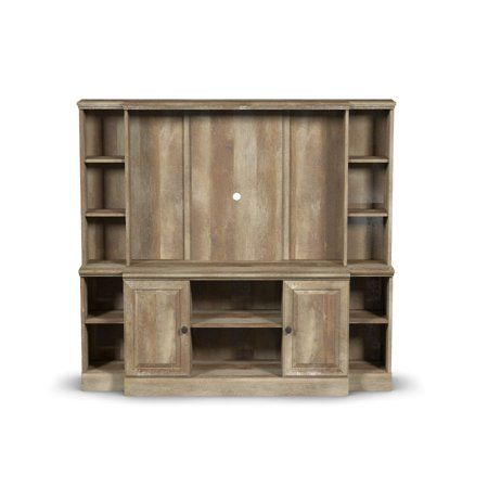 9f43d0a8859063462cafc299860f0e74 - Better Homes And Gardens Crossmill Collection 3 Shelf Bookcase Weathered