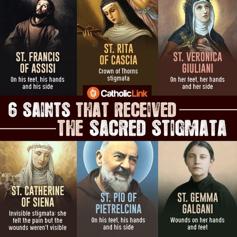 6 Saints Who Received the Mysterious Gift of Stigmata |