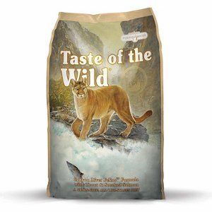 Taste Of The Wild Canyon River Dry Cat Food 15 Lb Bag With Trout