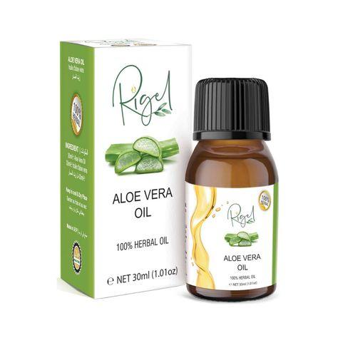 Rigel Aloe Vera Oil 30ml