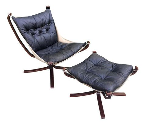 Mid Century Modern Sigurd Resell for Westnofa | Chair and