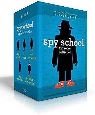 For C Spy School Top Secret Collection Spy School Spy Camp