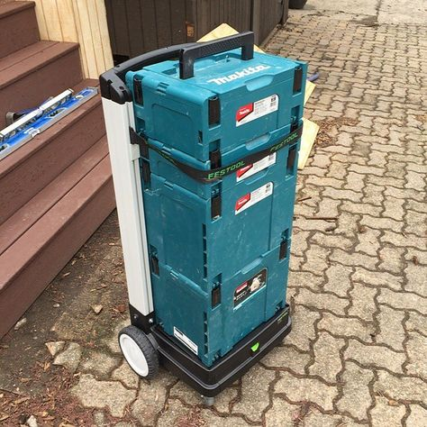 Like it was meant to be #makita #festool