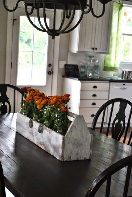 30 Dinning Table Decor Ideas Dining Room Farmhouse