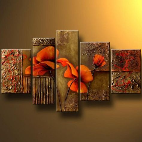 Picture Sensations Modern Abstract Metal Wall Art Painting Decor Sculpture Nature Landscape Country Road
