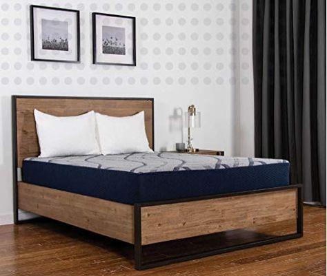 Bailey Jensen Twin Memory Foam Mattress 10 Inch Mf1033 Bed In A Box Certi Pur 10 Year Warranty Box Bed Cal King Mattress Memory Foam Mattress