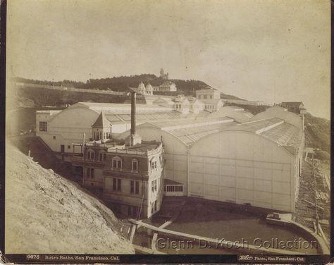 History of the Sutro Baths