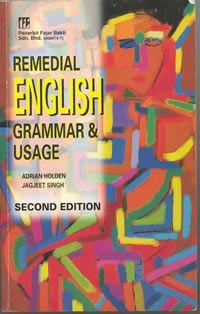 Remedial English Grammar & Usage