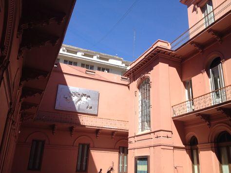 Por dentro da Casa Rosada
