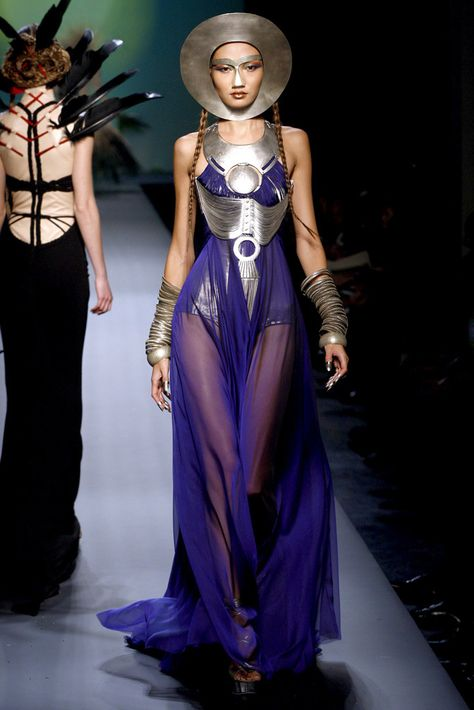 See all the Collection photos from Jean Paul Gaultier Spring/Summer 2010 Couture now on British Vogue