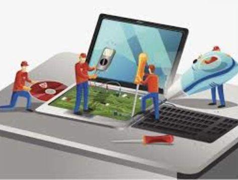Mantenimiento De Computadores A Domicilio En Pichincha Reparacion De Computadoras Computadoras Banner De Publicidad