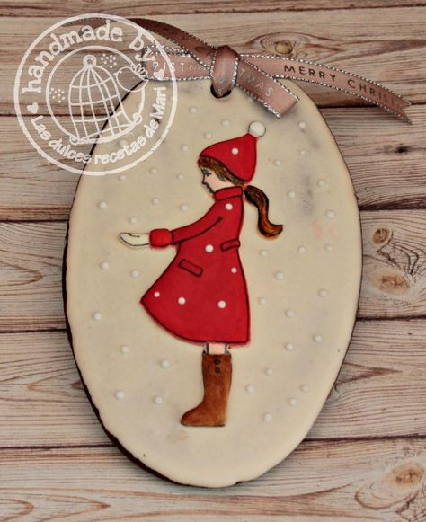 Girl christmas   Cookie Connection
